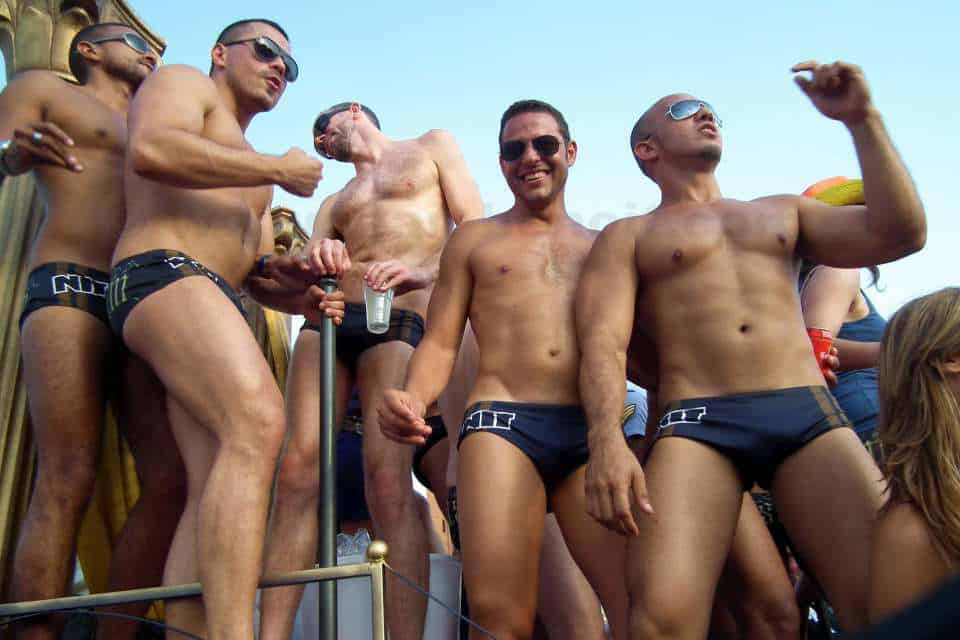A guide to barcelona's lgbt community